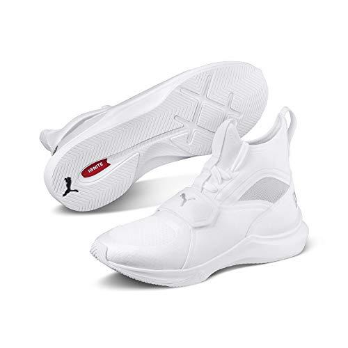 Puma Damen Phenom WN's Fitnessschuhe Puma White-puma White