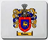 Camon Family Shield / Coat of Arms Mouse Pad