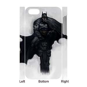 batman arkham city iPhone 4 4s Cell Phone Case 3D White yyfD-077072