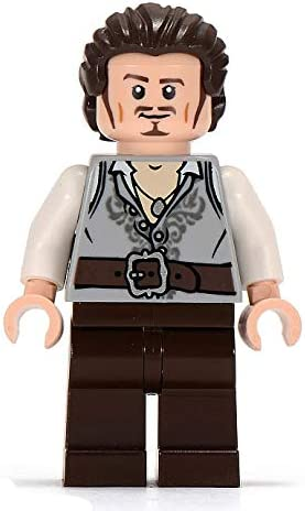 Will Turner Pirates Caribbean Minifigure product image
