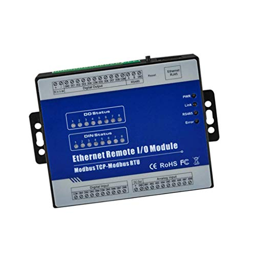 ZXY-NAN TCP Ethernet 8 Channel Output Data Acquisition IO Module, M140T,for Home Automation from ZXY-NAN