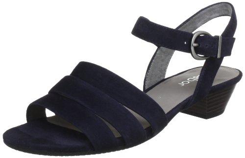 Gabor Shoes Sandals Women Blau (Pazifik) KDlrUJ