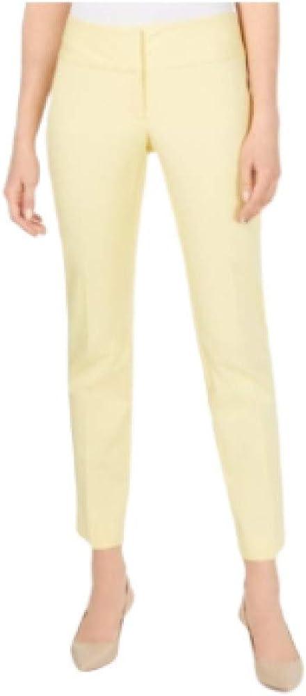 Alfani Slim Pants ,  Popcorn 12