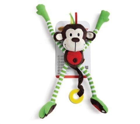 Soft Happy Monkey 6 pcs sku# 1916551MA