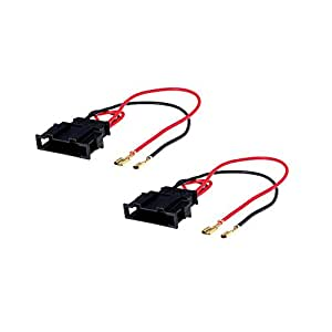 radio stereo speaker wire harness adapter plug. Black Bedroom Furniture Sets. Home Design Ideas