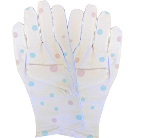 Aquasentials Moisturizing Gloves (2 Pairs)