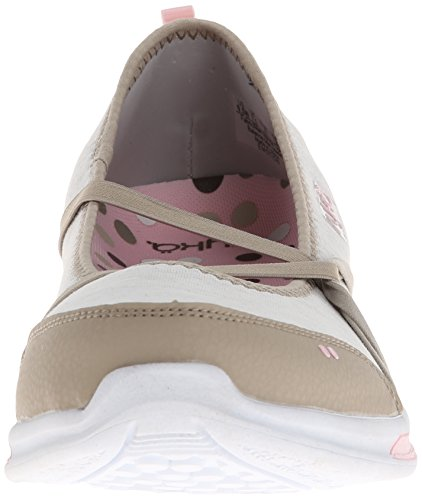 RYKA Women's Emotion Slip-On,Moon Rock/Babydoll Pink/White,6 M US