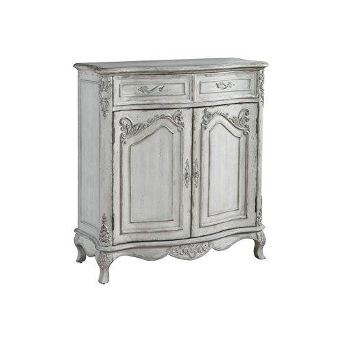 Pulaski P050070 Rebecca Wine Cabinet, White