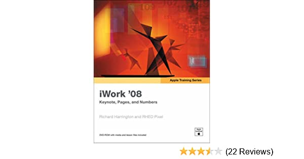 Amazon com: Apple Training Series: iWork 08 (9780321501851