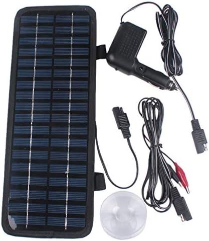 Blackr Cargador de batería portátil de Panel Solar para Coche ...