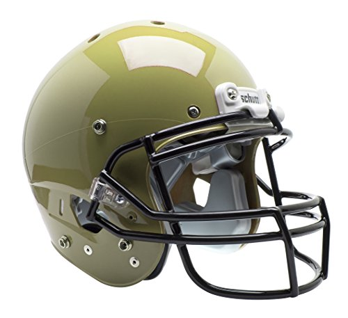 Schutt Sports Varsity AiR XP Pro VTD II Football Helmet(Faceguard Not Included), Metallic Vegas Gold, X-Large ()