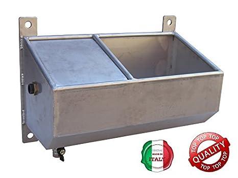 zoopiro - Bebedero Automático para perros de acero ...