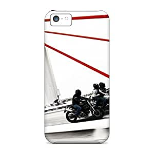 For Iphone 5c Fashion Design Ducati Monster Cases-KuE9998ALzl