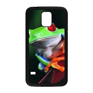 DAZHAHUI frog Phone Case for Samsung Galaxy S5 wangjiang maoyi