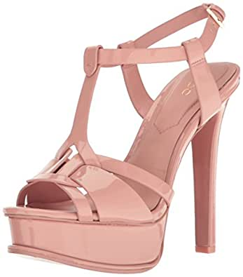 Amazon.com | ALDO Women's Chelly Platform Dress Sandal