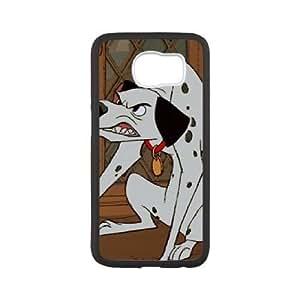 Samsung Galaxy S6 Phone Ceses white 101 Dalmatians Pongo CF9614775