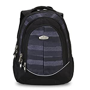 Hynes Eagle Boys Girls Backpack for School Travel Backpack Casual Daypack Grey