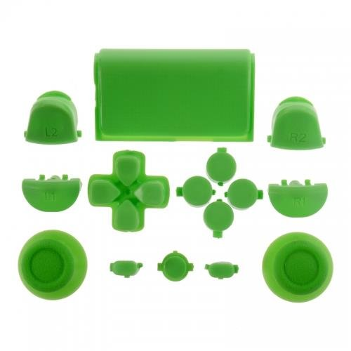 ps4 controller touchpad green - 6