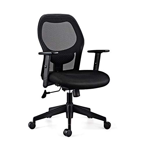 Ergonomic chair for lower back pain