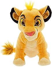 Disney Lion King 18 cm Simba Zachte Zitzak Speelgoed