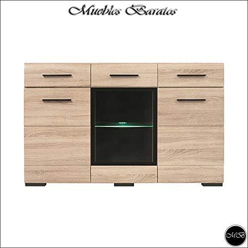 Muebles Baratos Aparador Moderno, Subida A Domicilio, ref 06