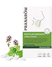 PRANAROM Aromaforce Gargan 21uni, tabletten, neutraal, standaard, 21 stuks