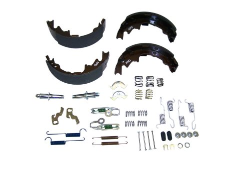Crown Jeep Brake Shoe - 8