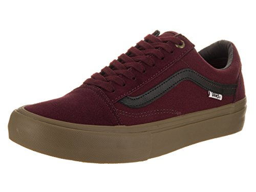 gum Old black Vans Shoes Skate Skateschuh Skool Herren port Pro SWqWgwzp