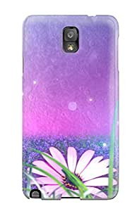 Tpu Shockproof Scratcheproof Flower Hard Case Cover For Galaxy Note 3