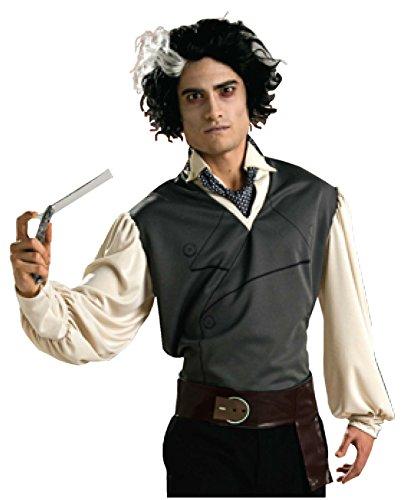 Sweeney Todd Belt and Straight Razor Costume (Sweeney Todd Costumes Kit)