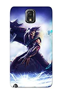 High-quality Durable Protection Case For Galaxy Note 3(league Of Legends) For New Year's Day's Gift