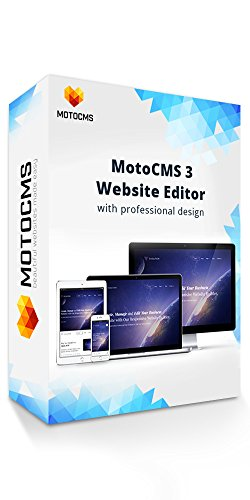 MotoCMS 3 - Professional Website Builder. Create your responsive website easy without any coding skills. Choose one of the 2500+ Ready-Made Website Designs for Your Dream Website. (Best Responsive Design Sites)