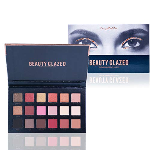 Queen Eyeshadow And Cheek Palette Glitter Diamond Pigment Glitter Shimmer Eye Shadow Set Makeup 02