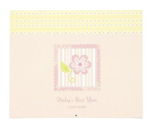 C.R. Gibson First Year Calendar, Lulu, Baby & Kids Zone