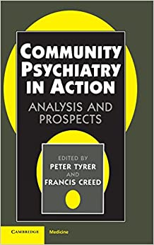 Book Community Psychiatry in Action: Analysis and Prospects