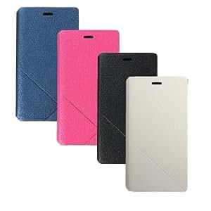Flip PU Leather + Hard PC Card Case Stand For XiaoMi Mi3