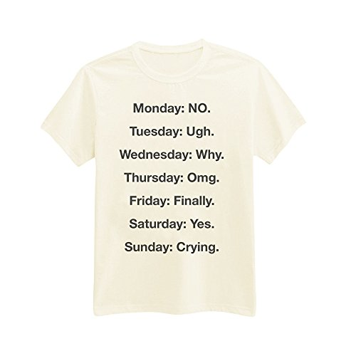 Andre's Unisex Adult's A Basic Week Of Every