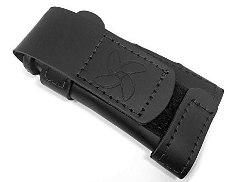 Horizontal Magazine Pouch - Black HMC-2: 9mm.40 S&W.45 ACP single-stack