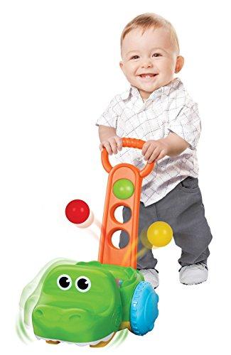 Infantino Bkids Chomping Gator Scoot N' Scoop