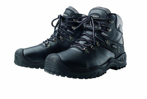 Stiefel S3 SRC WGB Chaussures de sécurité Gr. 42 noir