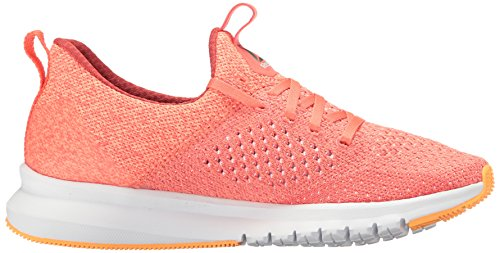 Zapatillas De Running Reebok Mujeres Print Premier Ultk Stellar Pink / Fire Coral / Canyon Red / White / Fire