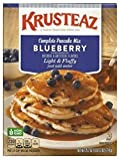 Krusteaz Blueberry Complete Pancake Mix Light & Fluffy 25.2 oz