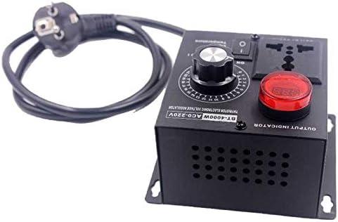 Adanse c220V 4000W Scr Regulador ElectróNico de Voltaje ...