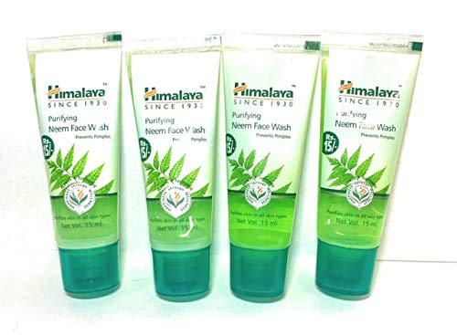 Himalaya Purifying Neem Face Wash, 15ml
