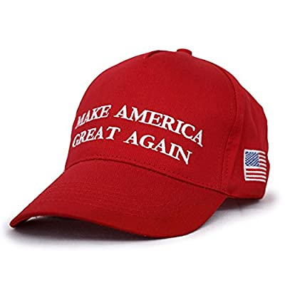 Bestwinner Make America Great Again Hat Trump Dump Hat 2016 Republican UnisexAdjustable Cap