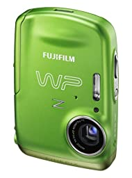 Fujifilm FinePix Z33WP 10MP Digital Camera with 3x Optical Zoom (Green) (OLD MODEL)