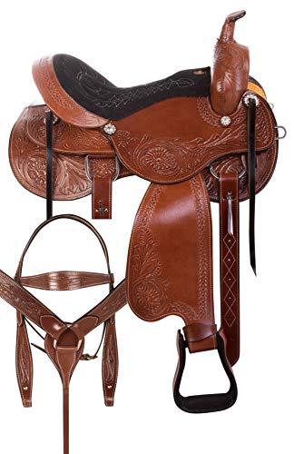 - AceRugs Western Saddle Size 15