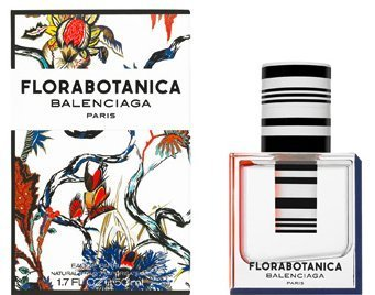 Balenciaga Eau De Parfum Spray (Florabotanica Balenciaga Perfume 50ml/1.7 Fl.oz Eau De Parfum)