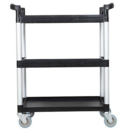 Heavy Duty Utility Cart Bus Cart 351 lbs Load 32x16x38 inch -