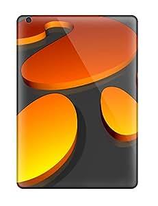 Hot Ipad High Quality Tpu Case/ Gnome Print Case Cover For Ipad Air